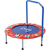 "Pure Fun 36"" Kids Trampoline with Handrail"
