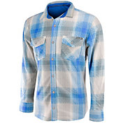 Pelagic Men's Quest Performance Fleece Flannel
