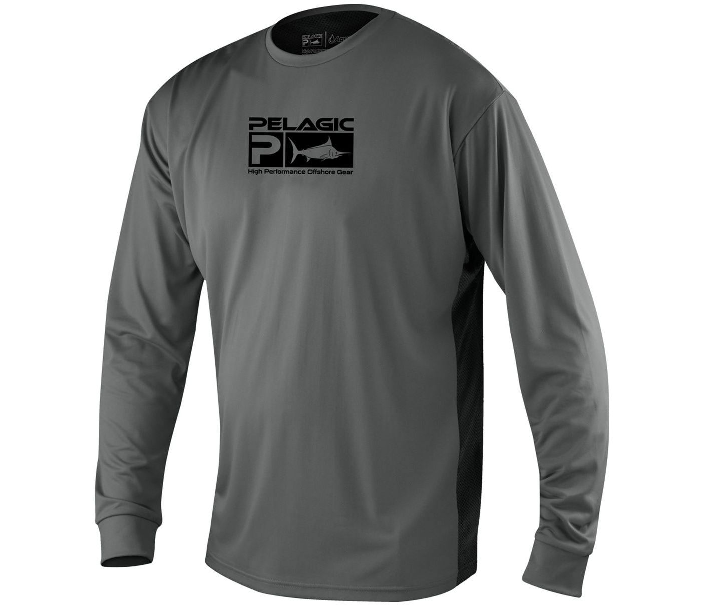 Pelagic Men's AquaTek Pro Long Sleeve Performance Shirt