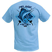 Pelagic Men's Sailfish Short Sleeve T-Shirt