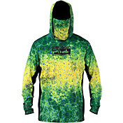 Pelagic Men's Exo-Tech Hoody Long Sleeve