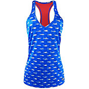 Pelagic Women's Lido Performance Racerback Tank Top
