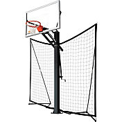 Primed Basketball Backstop
