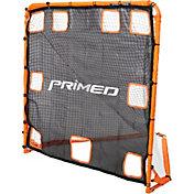 Primed Lacrosse Shooting Target