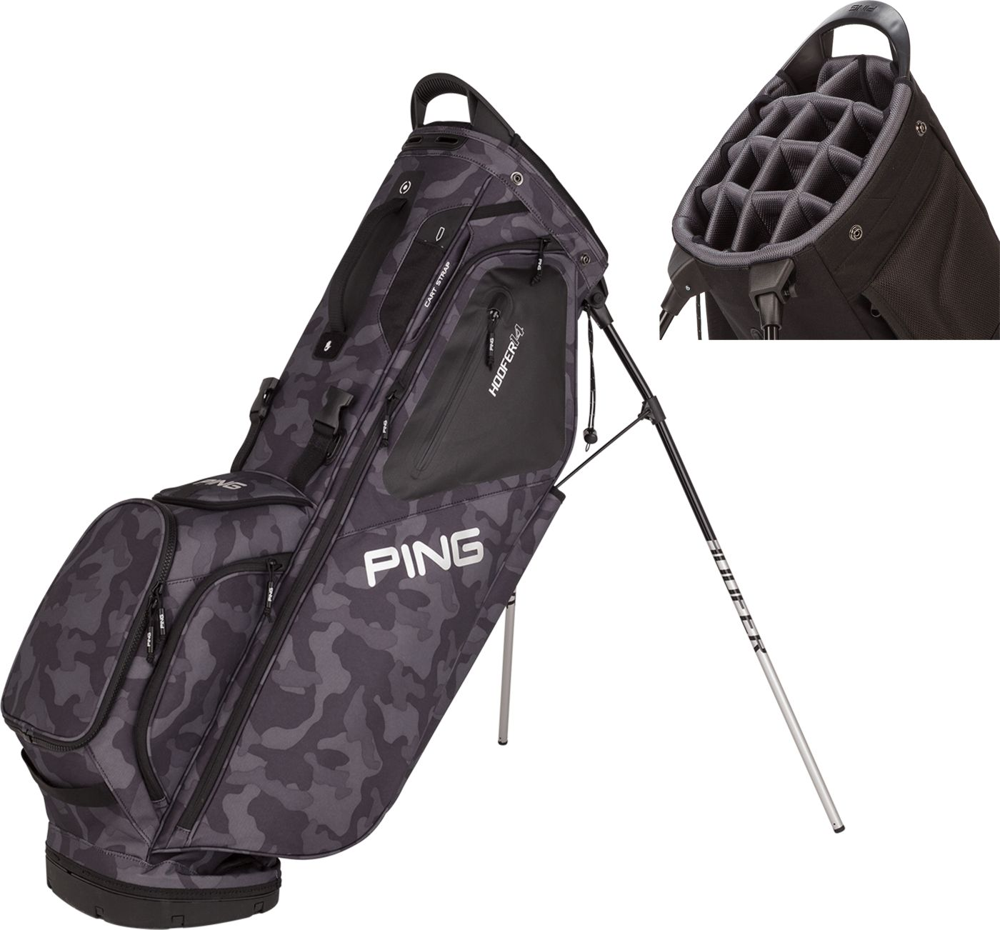 PING 2018 Hoofer 14 Stand Bag
