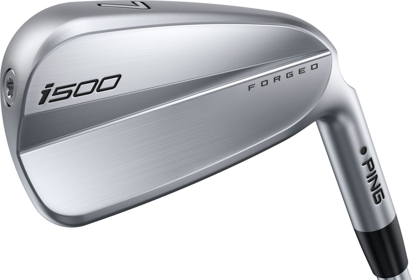 PING i500 Black Dot Irons – (Steel)