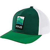 PING Men's Mountain Patch Golf Hat
