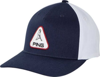 PING Mr. PING Patch Golf Hat