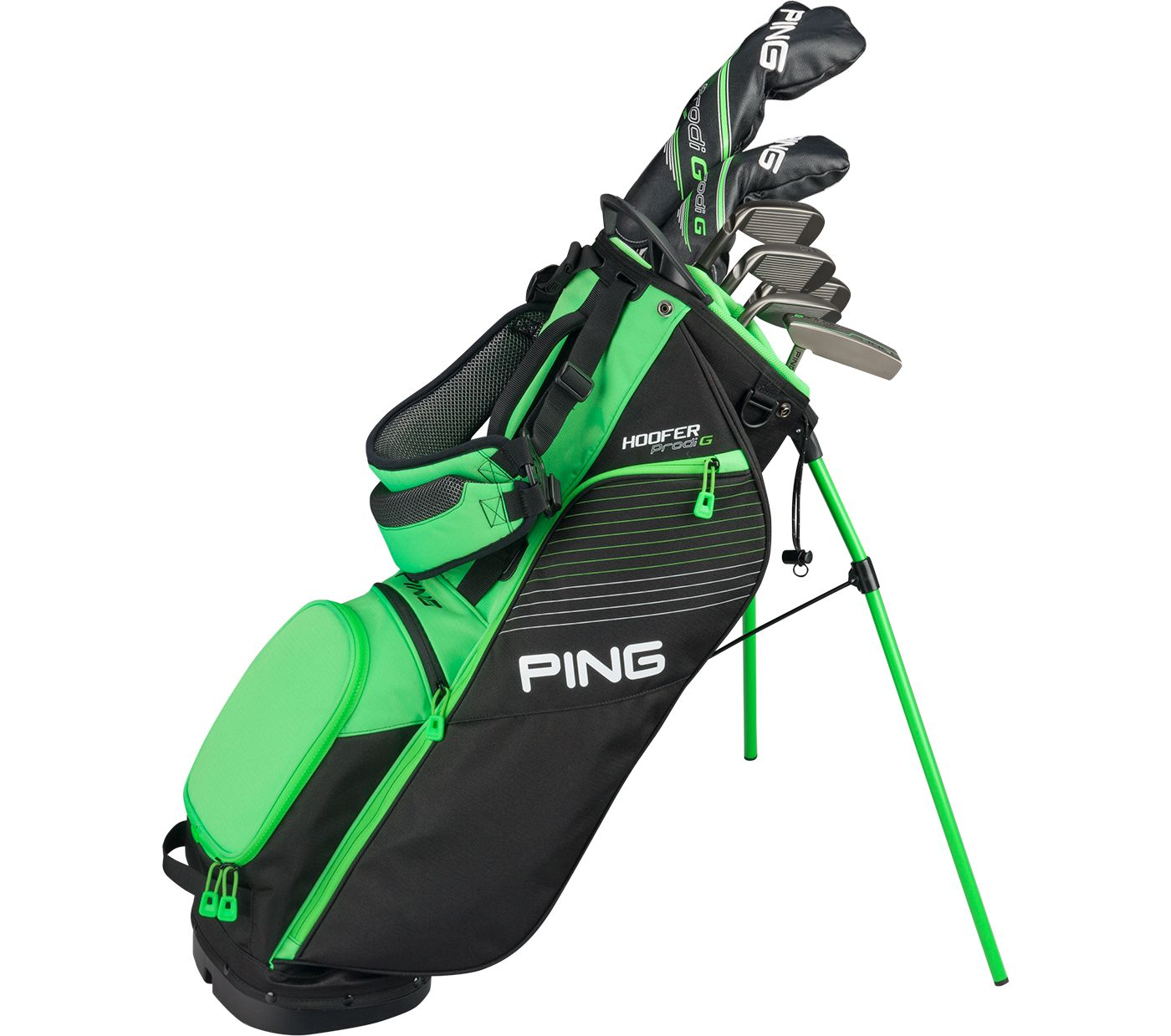 """PING Junior Prodi G Package I 10-Piece Complete Set – 4'9"""""""