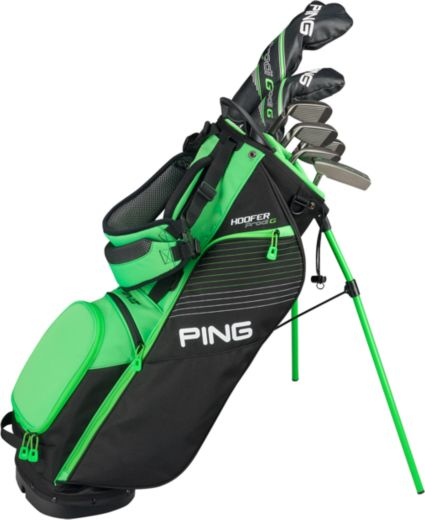 PING Junior Prodi G Package I 10-Piece Complete Set – 4'9""
