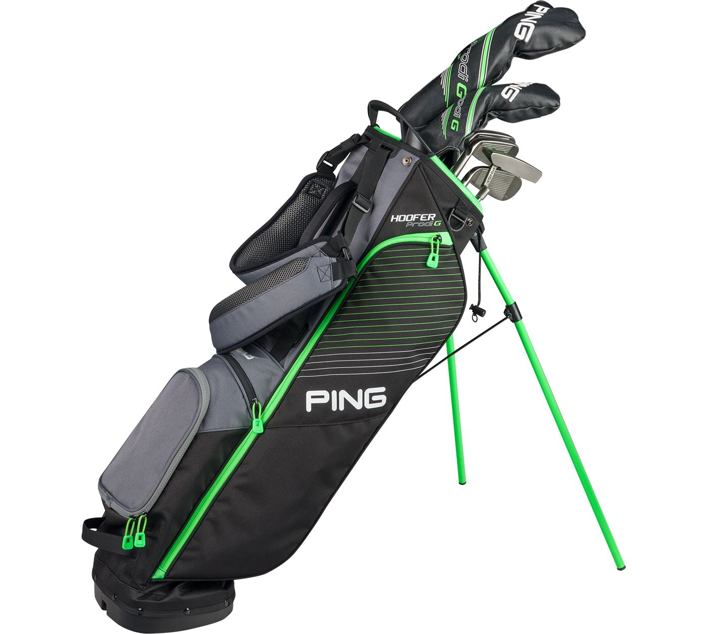 PING Junior Prodi G Package N 10-Piece Complete Set – 4'11""