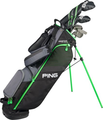 """PING Junior Prodi G Package N 10-Piece Complete Set – 4'11"""""""