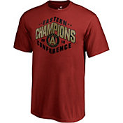 MLS Men's 2018 MLS Cup Conference Champions Atlanta United Playmaker Red T-Shirt