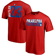 NBA Men's Philadelphia 76ers Jimmy Butler #23 Red T-Shirt