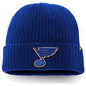 NHL Men's St. Louis Blues Core Knit Beanie