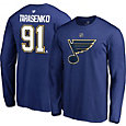 NHL Men's St. Louis Blues Vladimir Tarasenko #91 Royal Long Sleeve Player Shirt