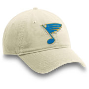 NHL Men's St. Louis Blues Alternate Jersey White Adjustable Hat