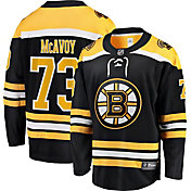 NHL Men's Boston Bruins Charlie McAvoy #73 Breakaway Home Replica Jersey