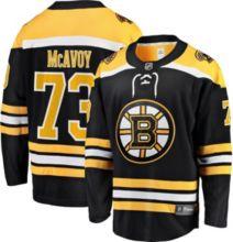 dd1ae7e458f NHL Men's Boston Bruins Charlie McAvoy #73 Breakaway Home Replica Jersey