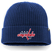 NHL Men's Washington Capitals Core Knit Beanie