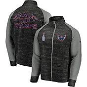 NHL Men's 2018 Stanley Cup Champions Washington Capitals Podium Full-Zip Jacket