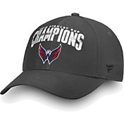 NHL Men's 2018 Stanley Cup Champions Washington Capitals Flex Hat
