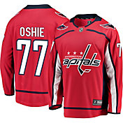 NHL Men's Washington Capitals T.J. Oshie #77 Breakaway Home Replica Jersey