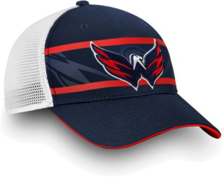 lowest price f901c 5f1cb NHL Men  39 s Washington Capitals Authentic Pro Second Season Navy Trucker  Adjustable Hat