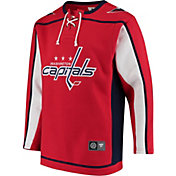 NHL Men's Washington Capitals Breakaway Red Sweatshirt