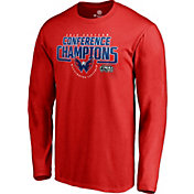 NHL Men's 2018 NHL Eastern Conference Champions Washington Capitals Interference Long Sleeve Shirt