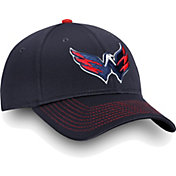 NHL Men's Washington Capitals Depth Alpha Red Adjustable Hat