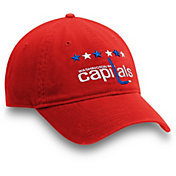 NHL Men's Washington Capitals Alternate Jersey Red Adjustable Hat