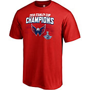NHL Men's 2018 Stanley Cup Champions Washington Capitals Stack The Pads T-Shirt