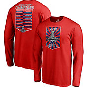 NHL Men's 2018 Stanley Cup Champions Washington Capitals Roster Long Sleeve Shirt