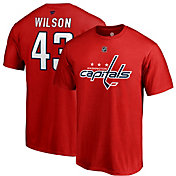 NHL Men's Washington Capitals Tom Wilson #43 Red Player T-Shirt