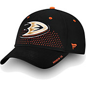 NHL Men's Anaheim Ducks 2018 NHL Draft Structured Black Flex Hat