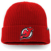 NHL Men's New Jersey Devils Core Knit Beanie