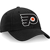 NHL Men's Philadelphia Flyers Alternate Jersey Black Adjustable Hat