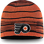 NHL Men's Philadelphia Flyers Iconic Knit Beanie