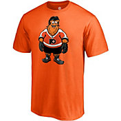 NHL Men's Philadelphia Flyers Gritty Mascot Orange T-Shirt