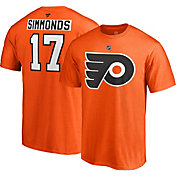 NHL Men's Philadelphia Flyers Wayne Simmonds #17 Orange Player T-Shirt
