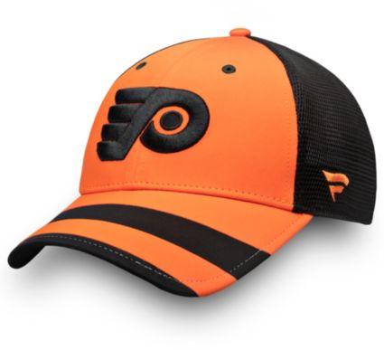 NHL Men s 2019 Stadium Series Philadelphia Flyers Trucker Orange Adjustable  Hat 3b8116f09d8