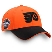 NHL Men's 2019 Stadium Series Philadelphia Flyers Alpha Orange Adjustable Hat