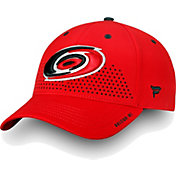 NHL Men's Carolina Hurricanes 2018 NHL Draft Structured Red Flex Hat