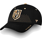 NHL Men's Vegas Golden Knights 2018 NHL Draft Structured Black Flex Hat