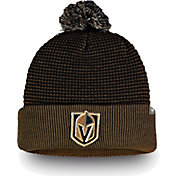 NHL Men's Vegas Golden Knights Waffle Knit Beanie