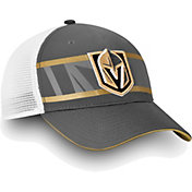 NHL Men's Vegas Golden Knights Authentic Pro Second Season Grey Trucker Adjustable Hat