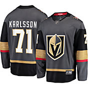 NHL Men's Vegas Golden Knights William Karlsson #71 Breakaway Home Replica Jersey
