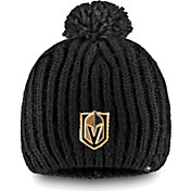 NHL Women's Vegas Golden Knights Iconic Knit Beanie