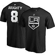 NHL Men's Los Angeles Kings Drew Doughty #8 Black Player T-Shirt